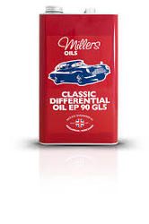 MILLERS Classic Differential Oil EP 90 GL5 -UAE from MILLTECH FZE