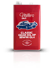 MILLERS Classic Gear Oil EP 80w90 GL4-UAE from MILLTECH FZE