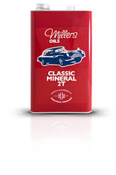 MILLERS -Classic Mineral 2T-UAE from MILLTECH