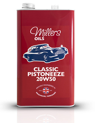 MILLERS Classic Mini Oil 20w50 - UAE from MILLTECH FZE