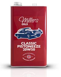 MILLERS Classic Pistoneeze 20w50 UAE from MILLTECH FZE