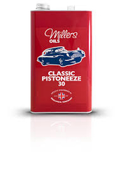 MILLERS - Classic Pistoneeze 30-UAE from MILLTECH