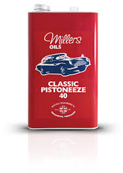 MILLERS -Classic Pistoneeze 40-UAE from MILLTECH
