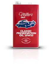 MILLERS-Classic Preservation Oil 20w50-UAE from MILLTECH FZE