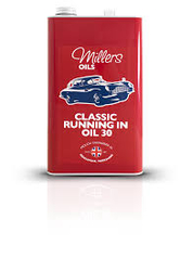 MILLERS-Classic Running In Oil-UAE from MILLTECH FZE