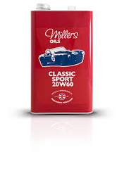 MILLERS -Classic Sport 20w60-UAE from MILLTECH FZE