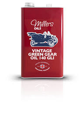 MILLERS - Vintage Green Gear Oil 140 GL1-UAE from MILLTECH FZE