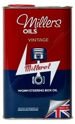 MILLERS - Vintage Worm Steering Box Oil- UAE from MILLTECH FZE