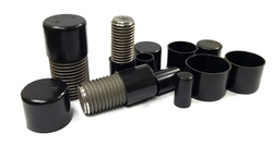 bpt 5/8 Plastic Bolt Cap in UAE from AL BARSHAA PLASTIC PRODUCT COMPANY LLC