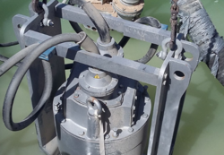 SUBMERSIBLE PUMP FOR AERATION INDUSTRY