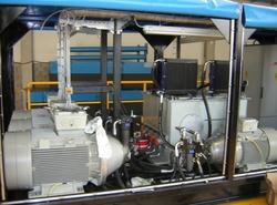 ELECTRIC MOTOR DRIVEN HYDRAULIC POWER UNIT