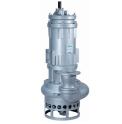SUBMERSIBLE PUMPS FOR WATER SPRAY SYSTEMS
