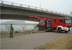 ELECTRIC PUMPS FOR FIRE TRUCKS