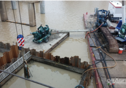 HYDRAULIC DREDGING PUMPS FOR CONSTRUCTION