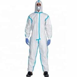 Supplier of coverall suit / Hazmat Suit in Dubai from PLASTOCHEM FZC