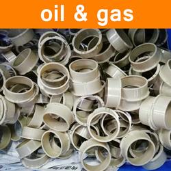 PEEK Parts in Oil Gas Petrochemical Industry Part  ...