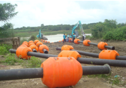 PIPES FOR IRRIGATION SYSTEMS