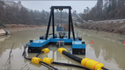 DREDGING PUMP FOR MINING INDUSTRY