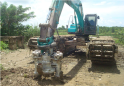 DREDGE PUMPS FOR SAND AND SLURRY EXTRACTION