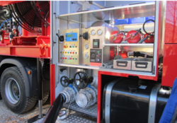 FIRE SAFETY WATER PUMPS
