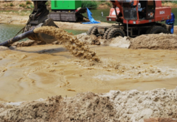 HEAVY DUTY SAND EXTRACTION PUMPS