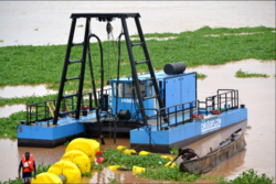 SUBMERSIBLE DREDGING PUMPS FOR DEEP WATERS
