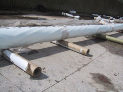 SUBMERSIBLE CABLES FOR DREDGING PUMPS