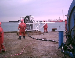 DREDGING PUMP FOR OFFSHORE PETROCHEMICAL INDUSTRY