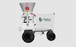 AIR DRIVEN GUNITE MACHINE