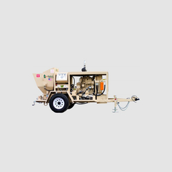 DRY SHOTCRETE PUMP