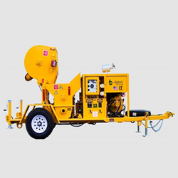 HEAVY DUTY SHOTCRETING EQUIPMENT