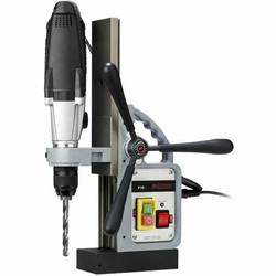 Universal magnetic drill stand