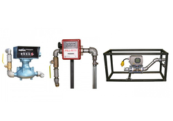 FLOW RATE MEASURING EQUIPMENT