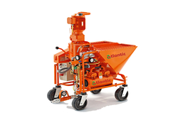 ELECTRIC DRY MIX PLASTER MACHINE