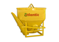ROUND SHAPED CONCRETE BUCKET from ACE CENTRO ENTERPRISES