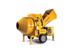HYDRAULIC CONCRETE MIXING MACHINE