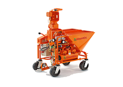 BAG MIX SPRAYING MACHINE