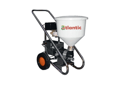 PNEUMATIC PLASTER SPRAYING MACHINE