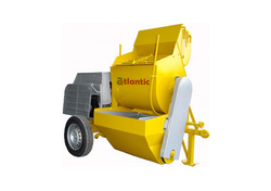 PISTON CONCRETE PUMP