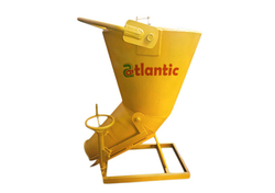 BANANA SHAPE CONCRETE BUCKETS