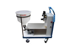 CONCRETE PLASTERING MACHINE