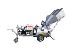 SAND PUMPING MACHINE