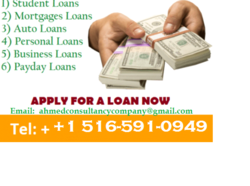 FINANCE COMPANIES from AHMED LOAN CONSULTANCY COMPANY