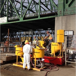 PRESSURE GROUTING EQUIPMENT