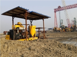 HIGHWAY ROAD REPAIRING EQUIPMENT ON HIRE