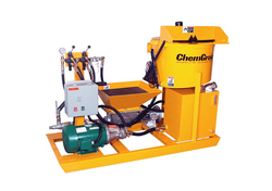 PNEUMATIC GROUTING MACHINE