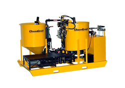 CONCRETE READYMIX GROUTING PUMPS