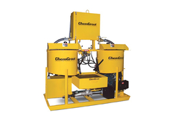 GROUT INJECTION PLANTS