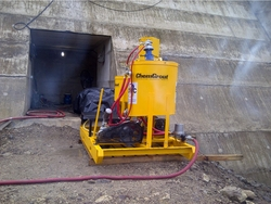 GROUT PUMPS FOR CONSTRUCTION PROJECTS