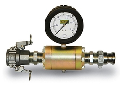 PRESSURE GAUGE FOR GROUT PUMPS